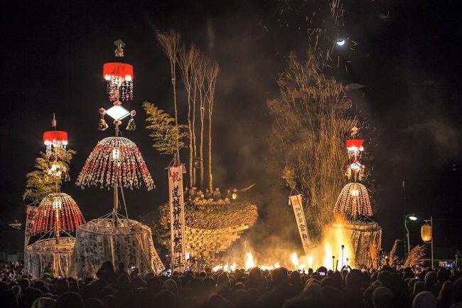 Noizawa Fire Festival